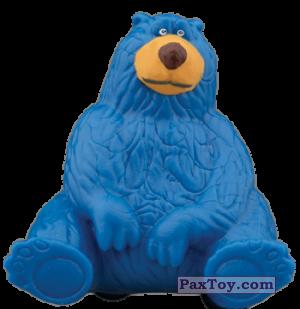 PaxToy.com  Фигурка 06 Бумер из Глобус: Волшебный парк Джун