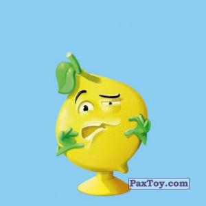 PaxToy.com - 06 CITROM из Lidl: Stikeez Friss Fejek