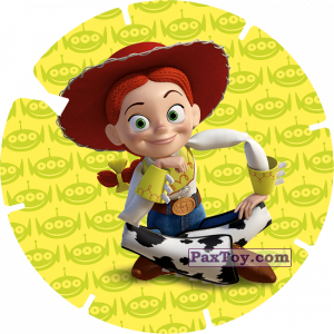 PaxToy.com - 06 - JESSIE (TOY STORY) из Billa: Super Flizz 1