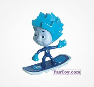 PaxToy.com - 06 Нолик из Choco Balls: Фиксики. Большой секрет