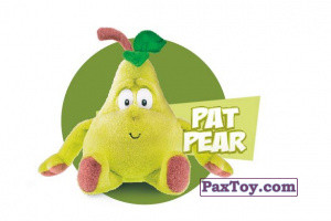 PaxToy.com - 06 Pat Pear из Lidl: Goodness Gang 2018