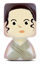 PaxToy.com - 06 Rey из Continente: Star Wars Force Attax Bustz