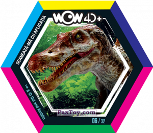PaxToy.com - 06 Spinozaur из Carrefour: Jurassic World
