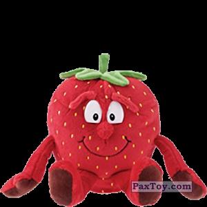 PaxToy.com - 06 TRUSKAWKA TOSIA из Biedronka: Gang Swieżaków 1 - Pluszowe zabawki