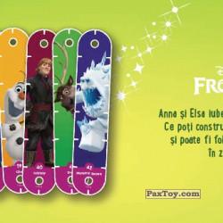PaxToy 07 Frozen (Mega Popstix)