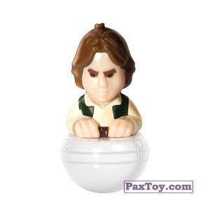 PaxToy.com - 07 Han Solo из Carrefour: Star Wars Heroes y Villanos - Rollinz