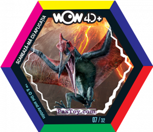 PaxToy.com - 07 Pteranodon из Carrefour: Jurassic World