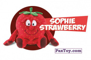 PaxToy.com - 07 Sophie Strawberry из Lidl: Goodness Gang 2018