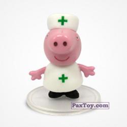 PaxToy 07 Свинка Пеппа врач