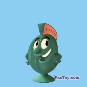 PaxToy.com - 08 DINNYE из Lidl: Stikeez Friss Fejek