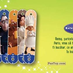 PaxToy 09 Ratatouille (Mega Popstix)