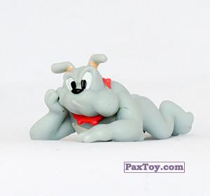 PaxToy.com - 09 Сердитый Спайк (Фигурка) из Choco Balls: Том и Джерри