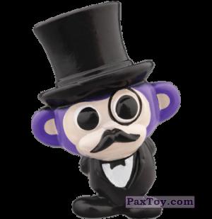 PaxToy.com  Фигурка 09 Трикки из Глобус: Волшебный парк Джун
