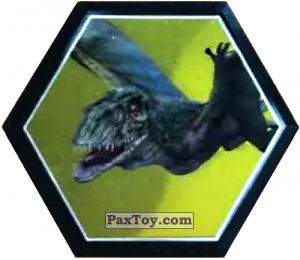 PaxToy.com - 10 Dimorphodon из Carrefour: Jurassic World