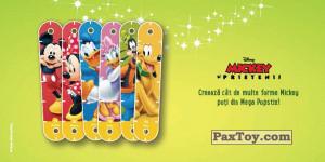 PaxToy.com - 10 Mickey (Mega Popstix) из Mega Image: Mega Popstix