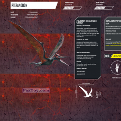 PaxToy 10 PTERANODON