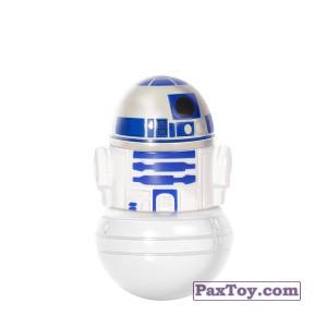 PaxToy.com - 10 R2-D2 из Carrefour: Star Wars Heroes y Villanos - Rollinz
