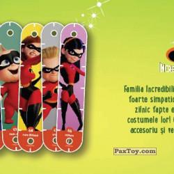PaxToy 11 Incredibles 2 (Mega Popstix)