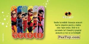 PaxToy.com - 11 Incredibles 2 (Mega Popstix) из Mega Image: Mega Popstix