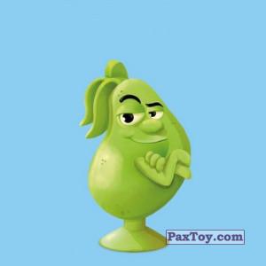 PaxToy.com - 11 KÖRTE из Lidl: Stikeez Friss Fejek