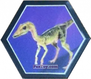 PaxToy.com - 13 Compsognathus из Carrefour: Jurassic World