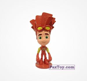 PaxToy.com - Фигурка 13 Файер из Choco Balls: Фиксики. Большой секрет