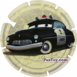 PaxToy.com - 14 Sheriff (Cars) из Simply Market: Super Flizz 2