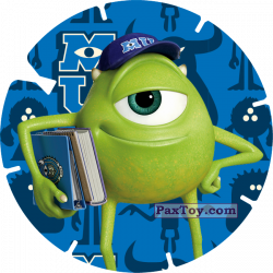 PaxToy 15   MIKE WAZOWSKI (MONSTERS UNIVERSITY)