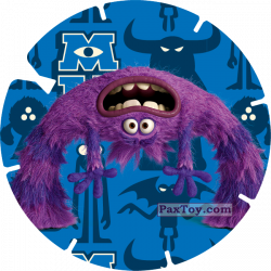 PaxToy 16   ART (MONSTERS UNIVERSITY)