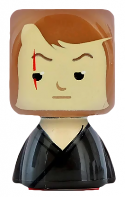 PaxToy.com - 16 Anakin Skywalker из Continente: Star Wars Force Attax Bustz