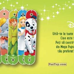 PaxToy 16 Disney (Mega Popstix)