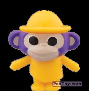 PaxToy.com  Фигурка 16 Файер из Глобус: Волшебный парк Джун