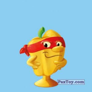 PaxToy.com - 16 PAPRIKA из Lidl: Stikeez Friss Fejek