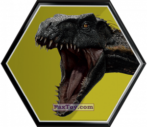 PaxToy.com - 17 Indoraptor из Carrefour: Jurassic World