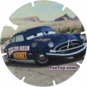PaxToy.com - 18 Doc Hudson (Cars) из Simply Market: Super Flizz 2