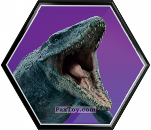 PaxToy.com - 18 Mosasaur из Carrefour: Jurassic World