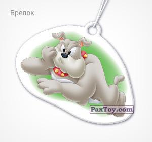 PaxToy.com - 18 Сердитый Спайк (Брелок) из Choco Balls: Том и Джерри