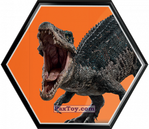 PaxToy.com - 19 Barynonyx из Carrefour: Jurassic World