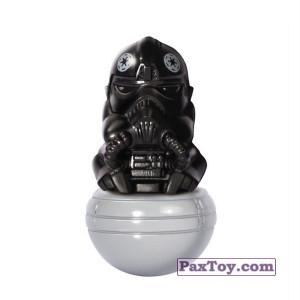 PaxToy.com - 19 Pilota Da Combattimento Tie из Carrefour: Star Wars Heroes y Villanos - Rollinz