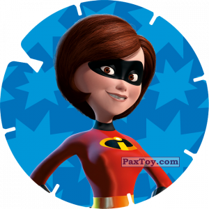 PaxToy.com - 20 - FATA ELASTICA (THE INCREDIBLES) из Mega Image: Super Flizz 1