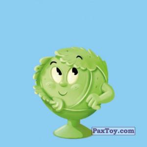 PaxToy.com - 20 SALÁTA из Lidl: Stikeez Friss Fejek