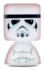 PaxToy.com - Blokhedz 21 Finn из Continente: Star Wars Force Attax Bustz