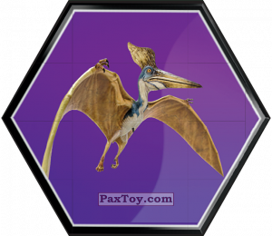 PaxToy.com - 22 Pteranodon Femela из Carrefour: Jurassic World