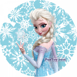PaxToy.com - 25 - ELSA (FROZEN) из Billa: Super Flizz 1