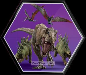 PaxToy.com - 25 Turma Dezlantuita из Carrefour: Jurassic World