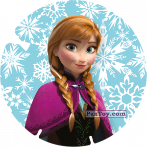 PaxToy.com - 26 - ANNA (FROZEN) из Mega Image: Super Flizz 1