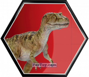 PaxToy.com - 28 Pui de T. Rex из Carrefour: Jurassic World