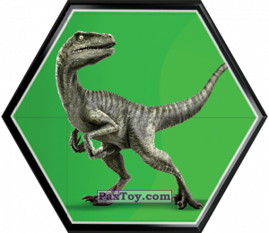 PaxToy.com - 29 Velociraptor Femela из Carrefour: Jurassic World
