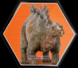 PaxToy.com - 30 Pui de Stegozaur из Carrefour: Jurassic World