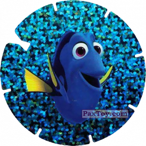 PaxToy.com - 31 Dory (Le Monde de Dory) из Simply Market: Super Flizz 2